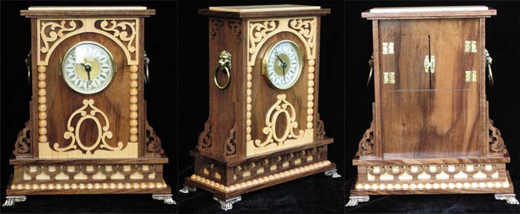 Free scroll saw fretwork patterns clocks shelves cabinets frames free scroll saw fretwork patterns clocks shelves cabinets frames mirrors boxes inlaid fandeluxe Images